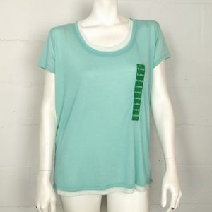 DKNY Thin Layered T-Shirt